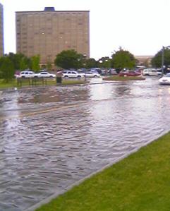 TT flooding